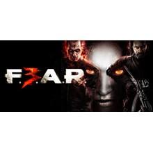 FEAR 3 / F.E.A.R. 3 (STEAM GIFT / RU/CIS)