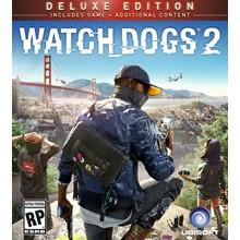 Watch Dogs 2 Deluxe Ed.(Uplay KEY)+Street Art +PUNKS