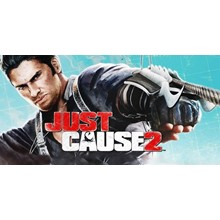 Just Cause 2, STEAM Account