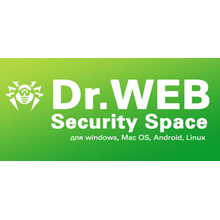 Dr.Web: 5 PC + 5 mob. device for 1 year