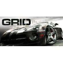 GRID (2008) STEAM GIFT / RU/CIS