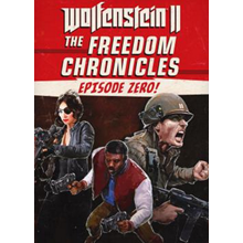 New Colossus The Freedom Chronicles Episode Zero DLC