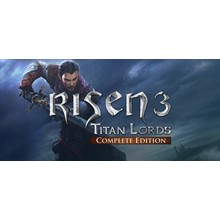 Risen 3 - Complete Edition (game+3 DLC)RU+CIS Steam key