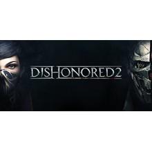 Dishonored 2 (STEAM KEY / RU/CIS)