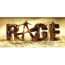 RAGE (STEAM KEY / ROW / REGION FREE)