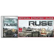 RUSE + Prima Official Strategy Guide (Steam Gift ROW)