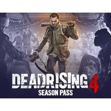 Dead Rising 4: Season Pass (Steam KEY) + GIFT