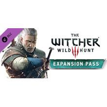 The Witcher 3: Wild Hunt - Expansion Pass (RU/UA/KZ/CIS) * DLC