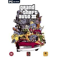 Grand Theft Auto 3 III (Steam Key Region Free / ROW)