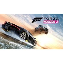 Forza Horizon 3 Standart Edition Account PAYPAL