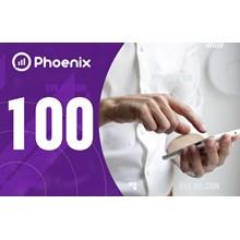 Voucher code PHOENIX 100 RUB
