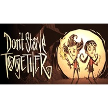 Dont Starve Together 2 copies (Steam RU) + gifts