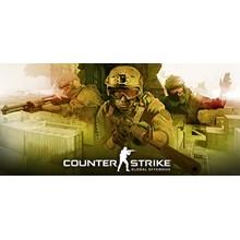 CS:GO Prime + CS 1.6 + CS Source (New Steam Account)