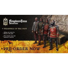 Kingdom Come: Deliverance Treasures of the Past Global