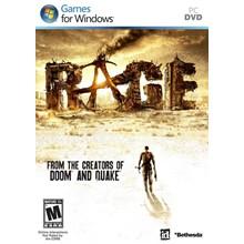 RAGE + Sewers DLC (Steam Gift Region Free / ROW)