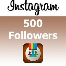 Instagram subscribers 500 + free 500 likes on the photo