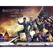 Saints Row 4 Season Pass (Steam key) -- RU