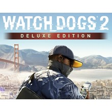WatchDogs 2 Deluxe Edition (UPlay key) -- RU
