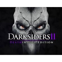 Darksiders 2 Deathinitive Edition (Steam key) -- RU