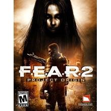 F.E.A.R. 2: Project Origin (Steam Gift Region Free/ROW)