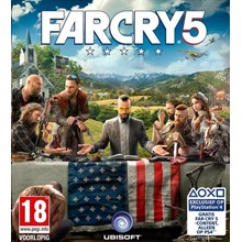 FAR CRY 5 ✅(LICENSE KEY IN UPLAY)+GIFT