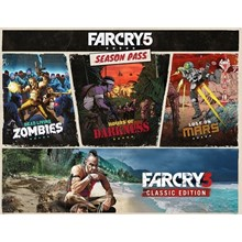 Far Cry 5: Season Pass (Uplay KEY) + GIFT