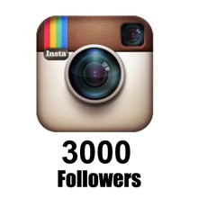 Instagram subscribers 3000 free+3000 likes in the photo