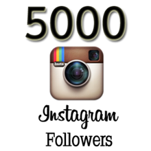 Instagram subscribers 5000+5000 likes for free on photo