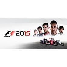 Formula 1 2015 - STEAM Key - Region Free / ROW / GLOBAL