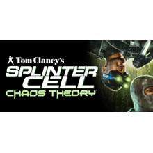 Tom Clancy´s Splinter Cell Chaos Theory (Uplay / ROW)