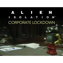 Alien  Isolation  Corporate Lockdown DLC (Steam key)
