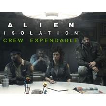 Alien  Isolation  Crew Expendable DLC (Steam key) RU