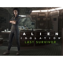 Alien  Isolation  Last Survivor DLC (Steam key) -- RU