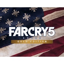 FAR CRY 5 Gold Edition (uplay key) -- RU