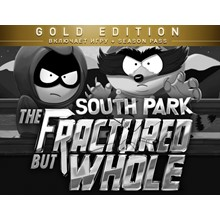 South Park The Fractured but Whole Gold Ed. -- RU