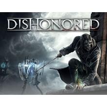 Dishonored (steam key) -- RU
