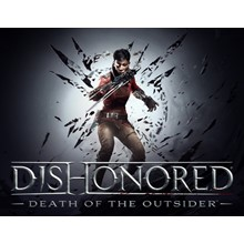 Dishonored Death of the Outsider (steam key) -- RU