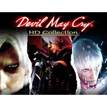 Devil May Cry HD Collection (steam key) -- RU