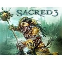 Sacred 3 Стандартное издание (steam key) -- RU