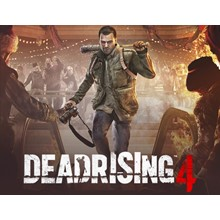 DEAD RISING 4 (steam key) -- RU