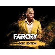 Far Cry 4  Gold Edition (uplay key) -- RU