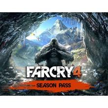 Far Cry 4 Season Pass (uplay key) -- RU