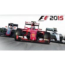 F1 2015 (Steam Key / Region Free / ROW)