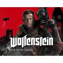 Wolfenstein  The New Order (steam key) -- RU
