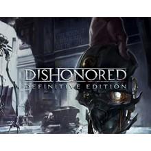 Dishonored  Definitive Edition (steam key) -- RU