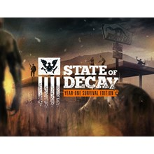 State of Decay Year One Survival Edition (steam) -- RU