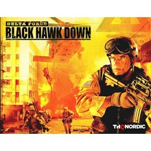 Delta Force  Black Hawk Down (steam key) -- RU