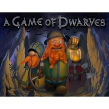 A Game of Dwarves (steam key) -- RU