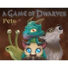 A Game of Dwarves Pets (Steam key) -- Region free