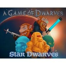 A Game of Dwarves Star Dwarves (Steam) -- Region free